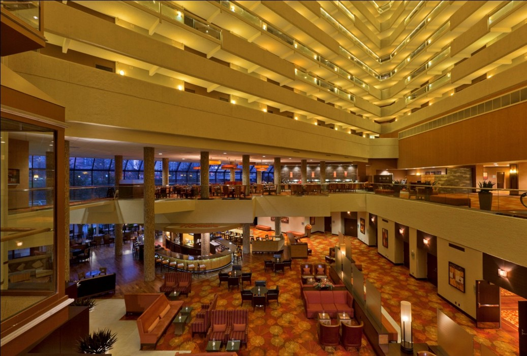 Quality Hotel Conference Center Atlanta Airport Self Parking